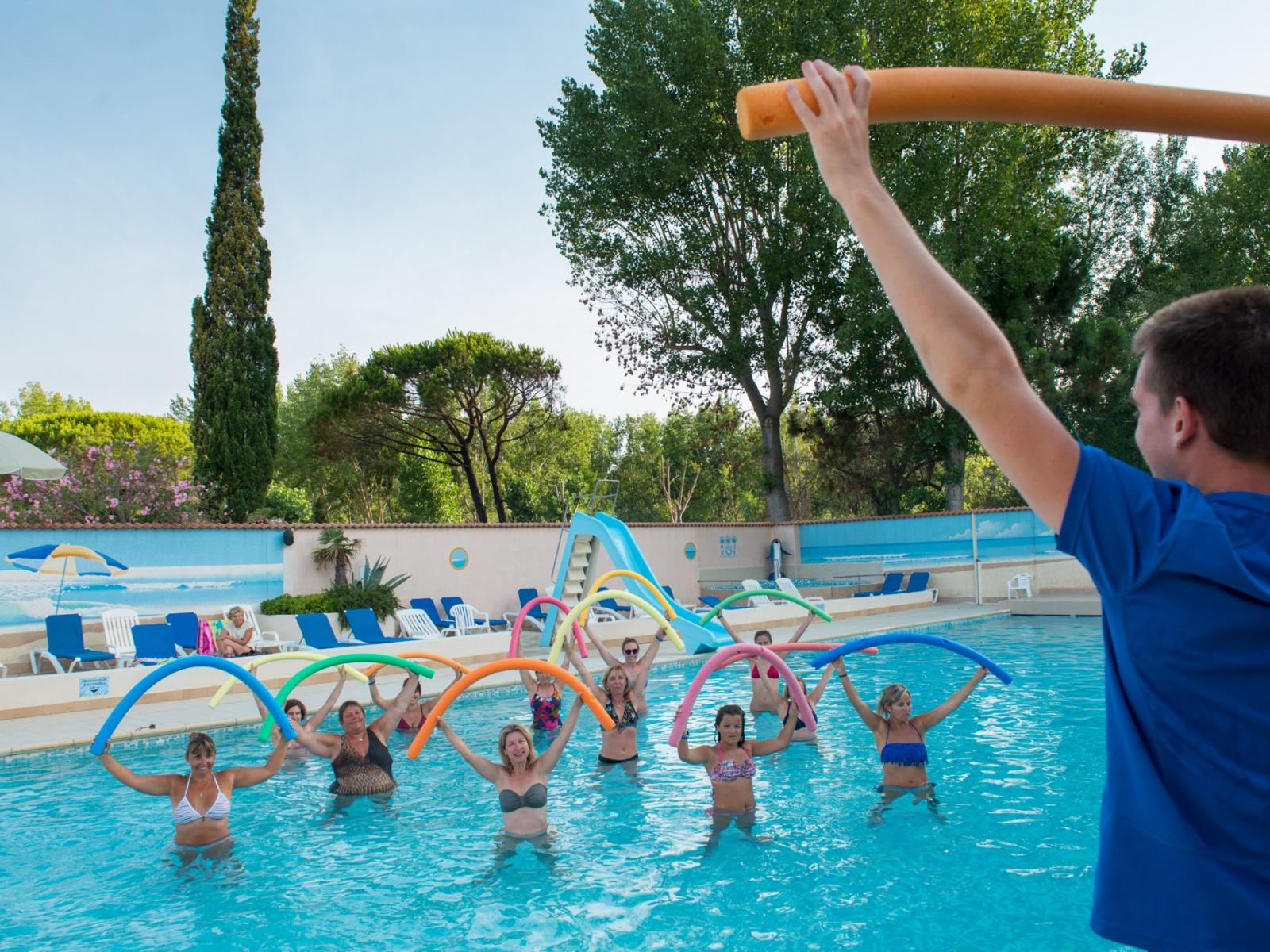 Camping familial camargue vos vacances pleines d 39 animations for Camping en camargue avec piscine