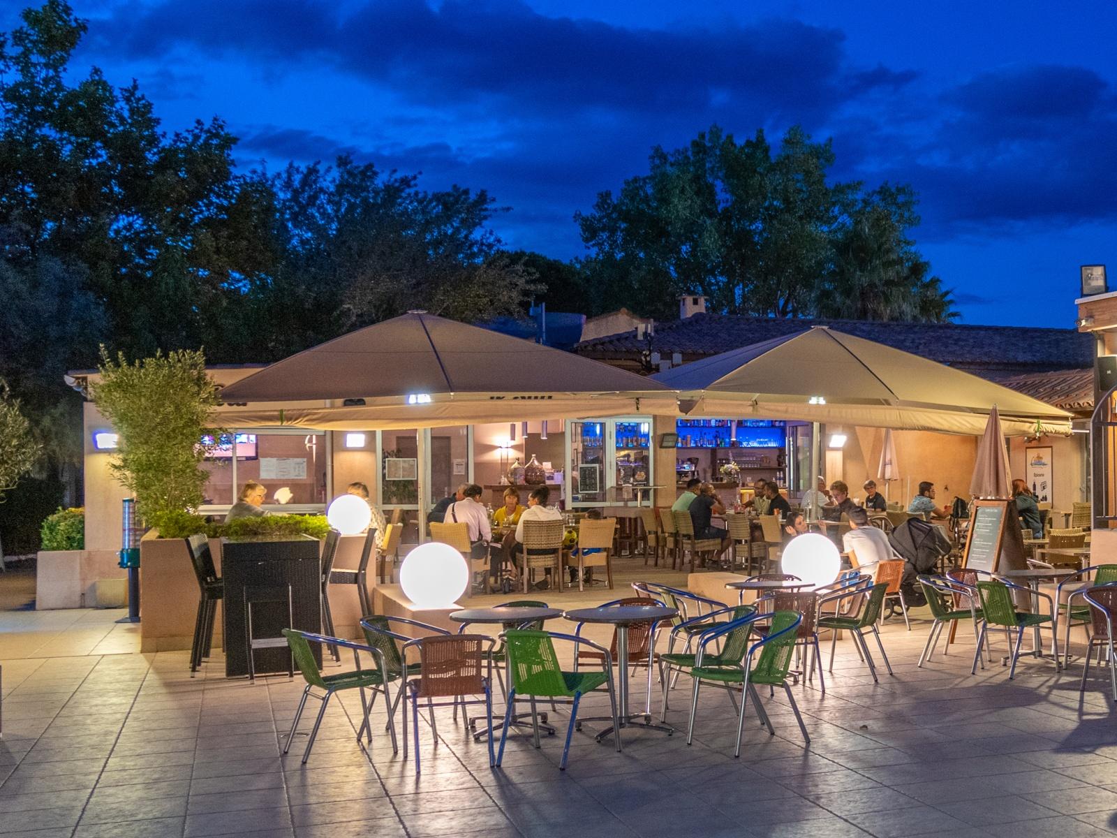 Le Sud, le restaurant du Camping Abri de Camargue