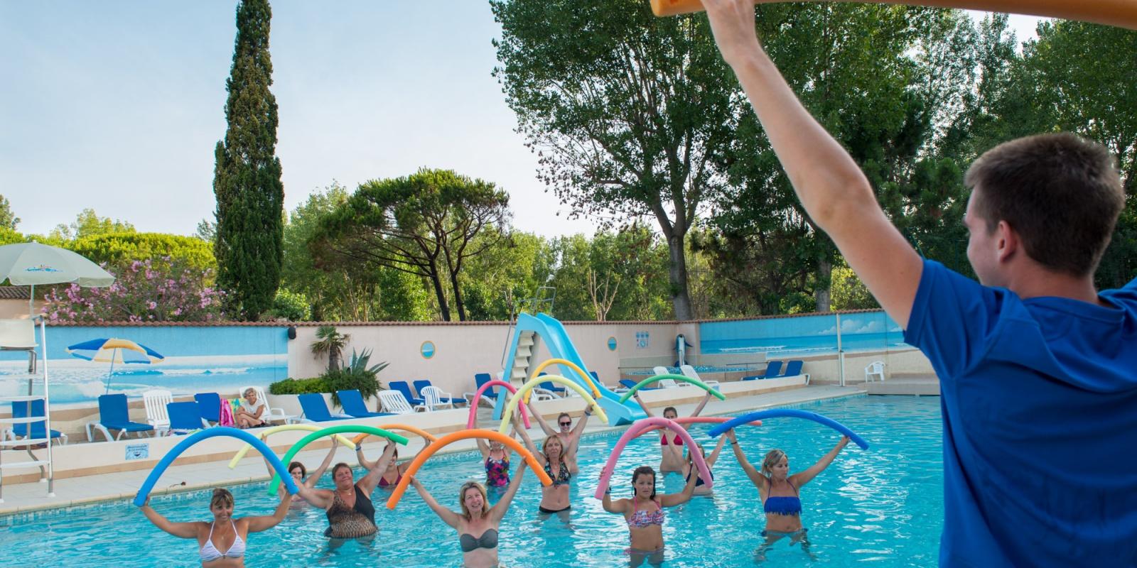 Camping familial camargue vos vacances pleines d 39 animations for Petit camping familial avec piscine