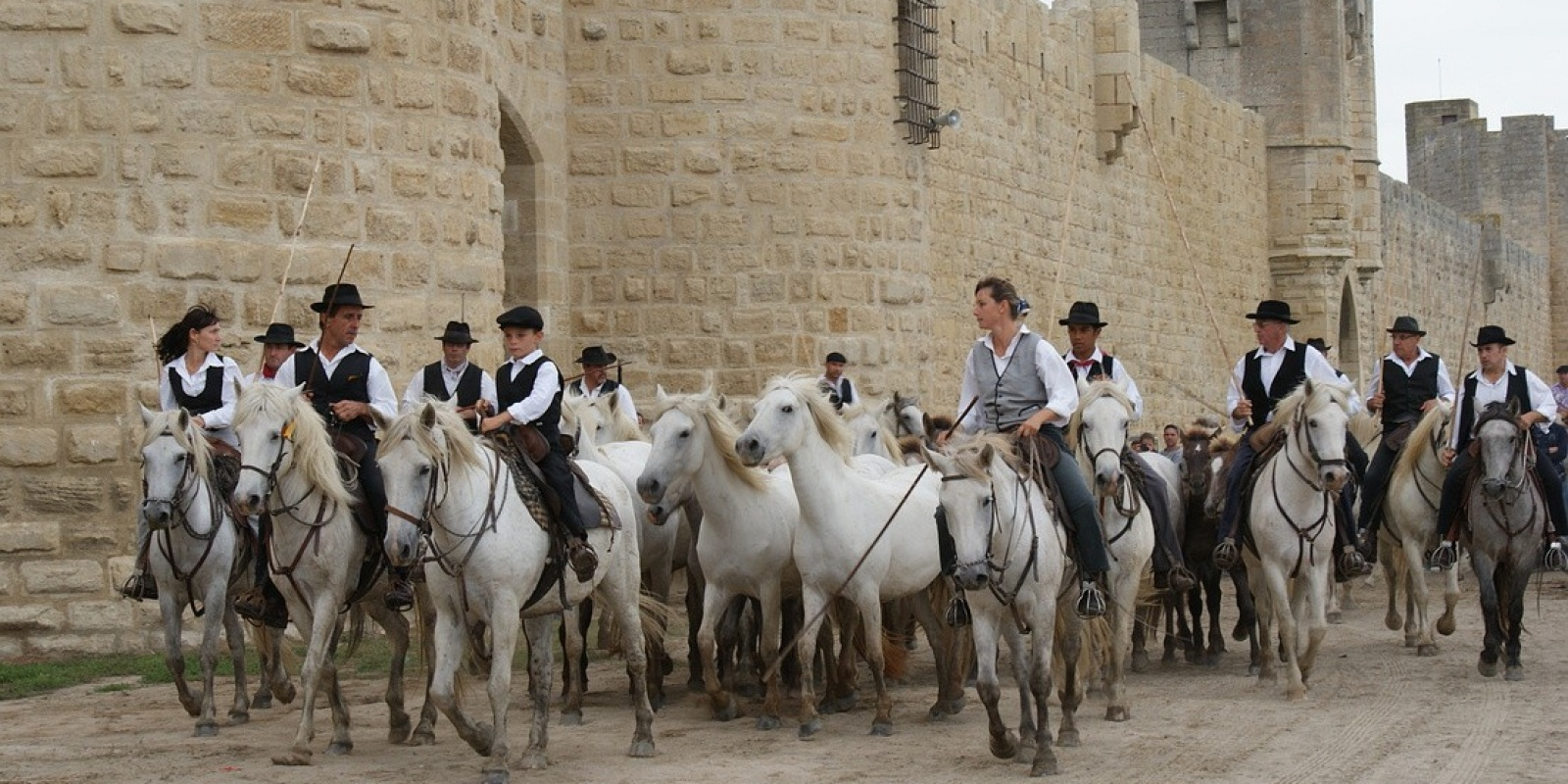 Les traditions de la Camargue