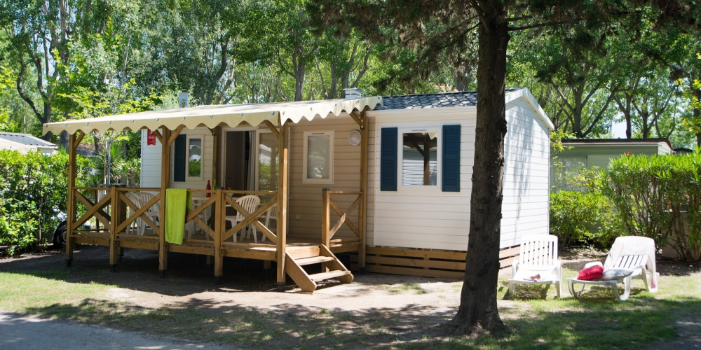 Mobil-homes tout confort